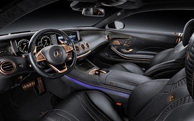 2015 Brabus 850 6.0 Biturbo Coupe wallpaper thumbnail.