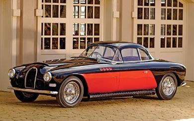 1951 Bugatti Type 101 Coupe wallpaper thumbnail.