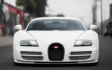 2009 Bugatti Veyron 16-4 Grand Sport wallpaper thumbnail.