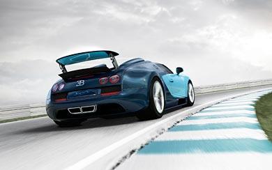 2013 Bugatti Veyron Jean-Pierre Wimille wallpaper thumbnail.