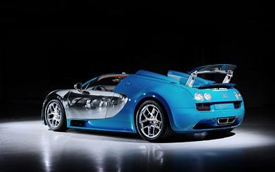2013 Bugatti Veyron Meo Costantini wallpaper thumbnail.