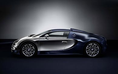 2014 Bugatti Veyron Ettore Bugatti wallpaper thumbnail.