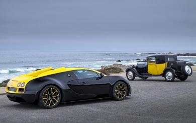 2014 Bugatti Veyron Grand Sport Vitesse 1 of 1 wallpaper thumbnail.