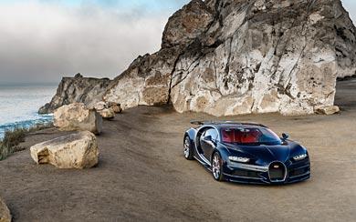 2017 Bugatti Chiron thumbnail.