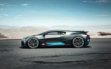 2019 Bugatti Divo wallpaper thumbnail.
