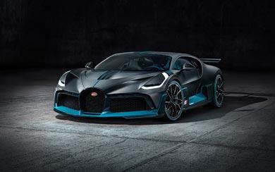 2019 Bugatti Divo thumbnail.