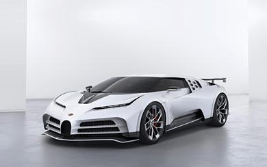 2020 Bugatti Centodieci wallpaper thumbnail.