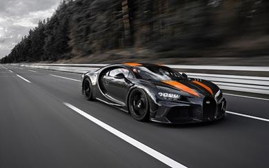 2019 Bugatti Chiron Super Sport 300 thumbnail.