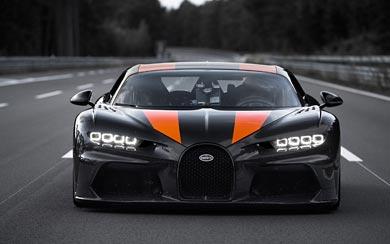 2021 Bugatti Chiron Super Sport 300 wallpaper thumbnail.