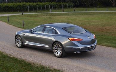 2015 Buick Avenir Concept wallpaper thumbnail.
