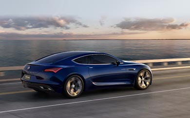 2016 Buick Avista Concept wallpaper thumbnail.