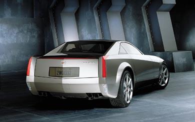 1999 Cadillac Evoq Concept wallpaper thumbnail.