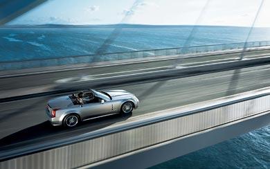 2009 Cadillac XLR-V wallpaper thumbnail.