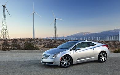 2014 Cadillac ELR wallpaper thumbnail.