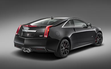 2015 Cadillac CTS-V Coupe Special Edition wallpaper thumbnail.