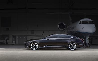 2016 Cadillac Escala Concept wallpaper thumbnail.