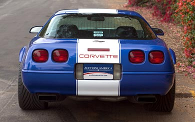 1996 Chevrolet Corvette Grand Sport wallpaper thumbnail.