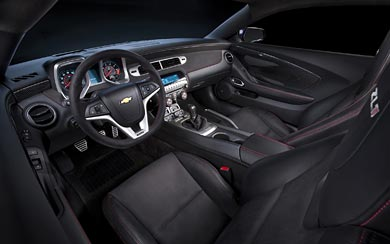 2011 Chevrolet Camaro ZL1 Carbon Concept wallpaper thumbnail.
