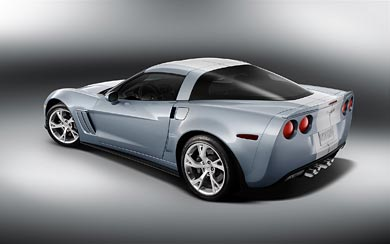 2011 Chevrolet Corvette Carlisle Grand Sport wallpaper thumbnail.