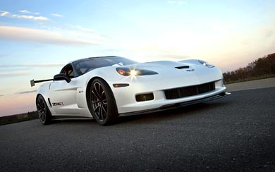 2011 Chevrolet Corvette Z06X Concept wallpaper thumbnail.