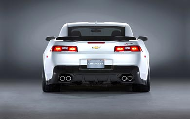 2014 Chevrolet Camaro Z28 wallpaper thumbnail.