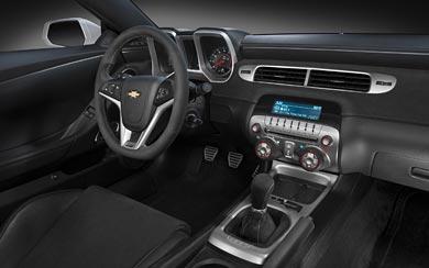 2014 Chevrolet Camaro Z28 wallpaper thumbnail.