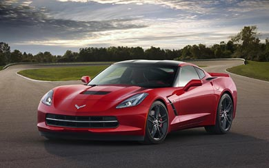 2014 Chevrolet Corvette C7 Stingray image