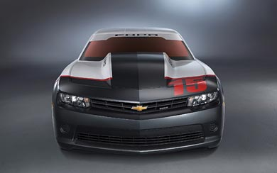 2015 Chevrolet COPO Camaro wallpaper thumbnail.