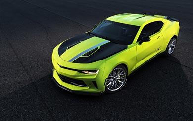 2016 Chevrolet Camaro Turbo AutoX Concept wallpaper thumbnail.