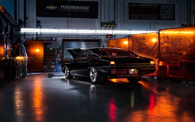 2016 Chevrolet Chevelle Slammer Concept wallpaper thumbnail.