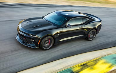 2017 Chevrolet Camaro 1LE wallpaper thumbnail.