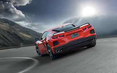 2020 Chevrolet Corvette Stingray wallpaper thumbnail.
