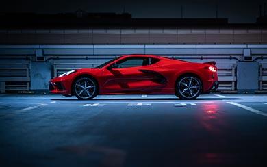 2021 Chevrolet Corvette Stingray wallpaper thumbnail.