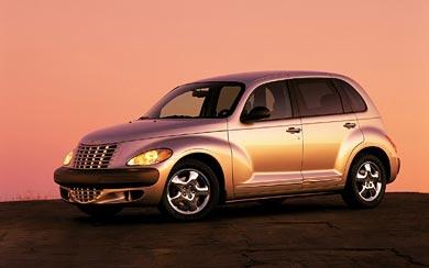 2001 Chrysler PT Cruiser wallpaper thumbnail.