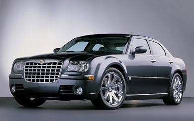 2003 Chrysler 300C Concept wallpaper thumbnail.