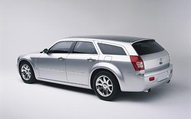 2003 Chrysler 300C Touring Concept wallpaper thumbnail.