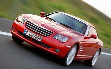 2004 Chrysler Crossfire wallpaper thumbnail.