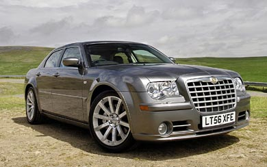 2005 Chrysler 300C SRT8 wallpaper thumbnail.