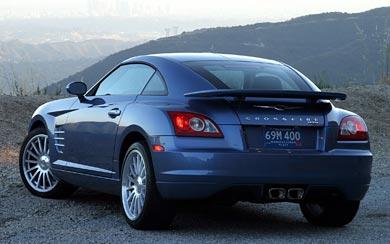 2005 Chrysler Crossfire SRT6 wallpaper thumbnail.