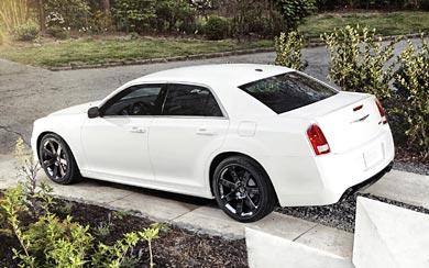 2012 Chrysler 300 SRT8 wallpaper thumbnail.