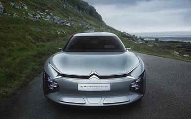 2016 Citroen CXperience Concept wallpaper thumbnail.