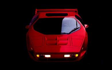 1990 Vector W8 wallpaper thumbnail.