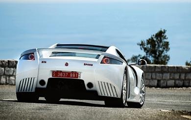 2010 GTA Spano wallpaper thumbnail.