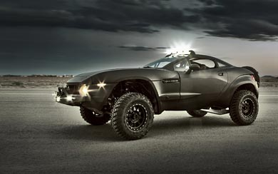 2010 Local Motors Rally Fighter wallpaper thumbnail.