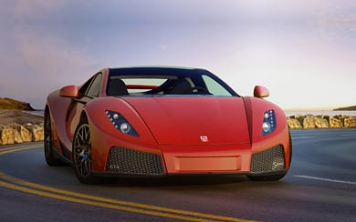 2014 GTA Spano wallpaper thumbnail.
