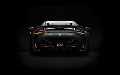 2015 GTA Spano wallpaper thumbnail.