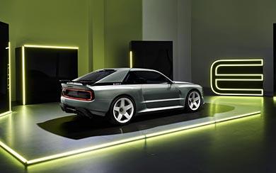 2021 E-Legend EL1 Concept wallpaper thumbnail.