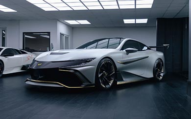 2021 Naran Hyper Coupe wallpaper thumbnail.