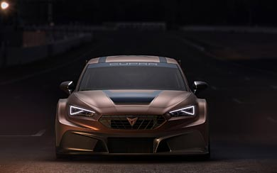 2020 Cupra Leon Competition wallpaper thumbnail.
