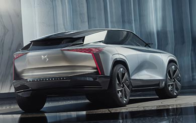 2020 DS Aero Sport Lounge Concept wallpaper thumbnail.